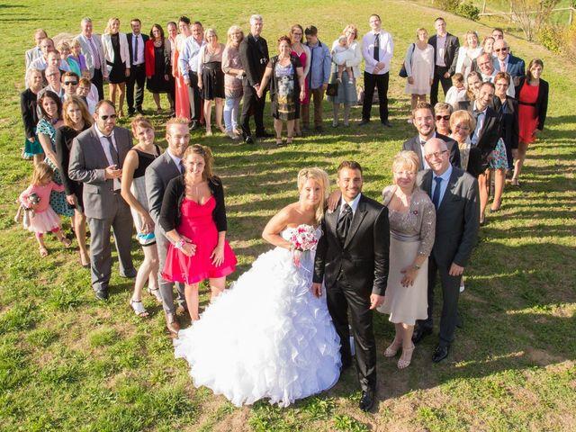 Le mariage de Davy et Aurélie à Moncé-en-Belin, Sarthe 35
