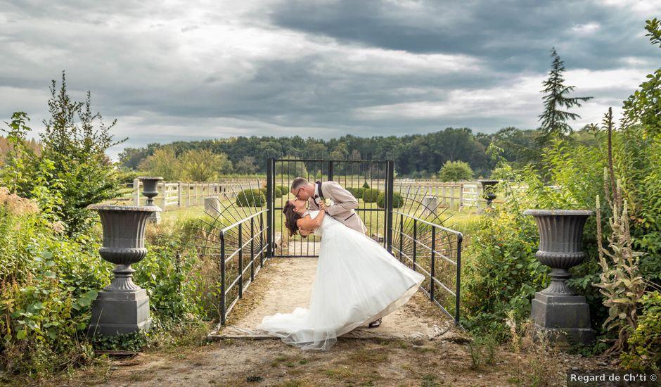 Le mariage de Maxime et Coralie à Thumeries, Nord