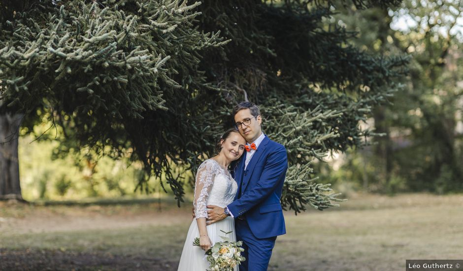 Le mariage de Nicolas et Séverine à Irigny, Rhône