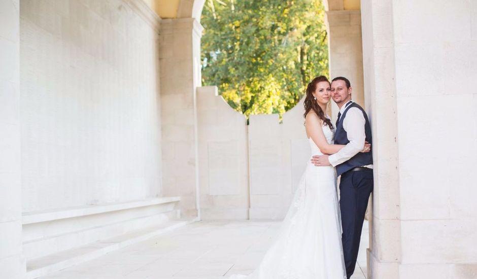 Le mariage de Guillaume et Aurélie à Bully-les-Mines, Pas-de-Calais