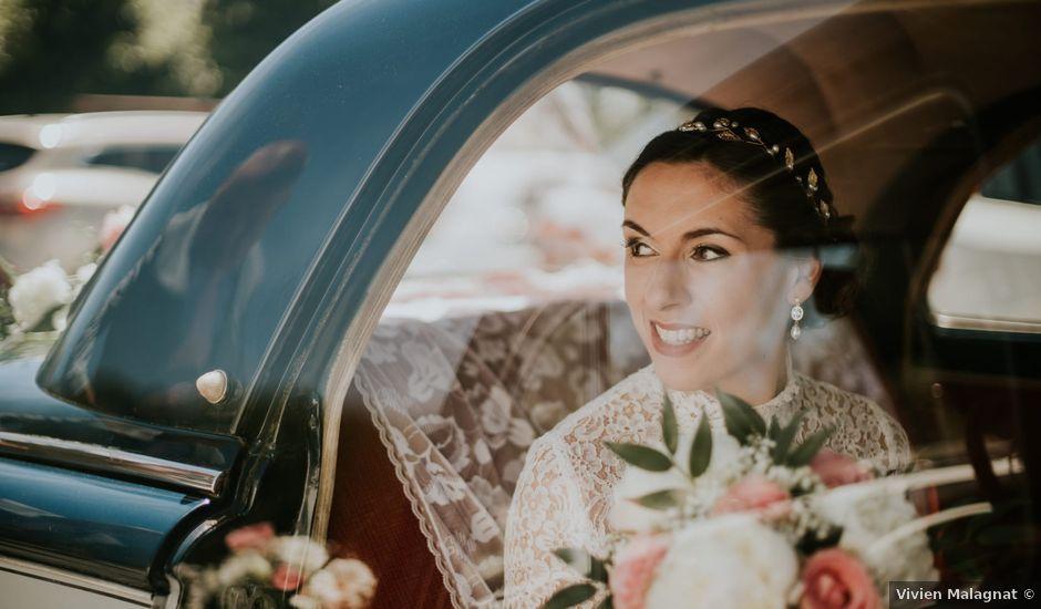 Le mariage de Mickael et Julia à Limoges, Haute-Vienne