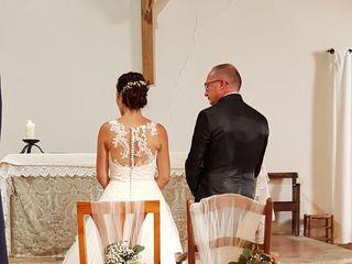 Le mariage de Fabienne et Eric 1