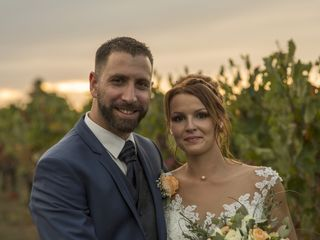 Le mariage de Anaïs et Xavier