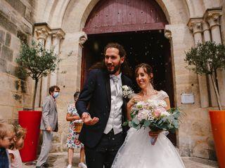 Le mariage de Mathieu et Delphine