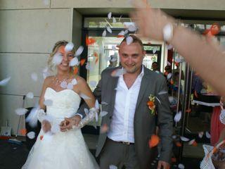 Le mariage de Ophelia et Clement 3