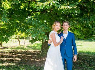 Le mariage de Stellina et Guillaume