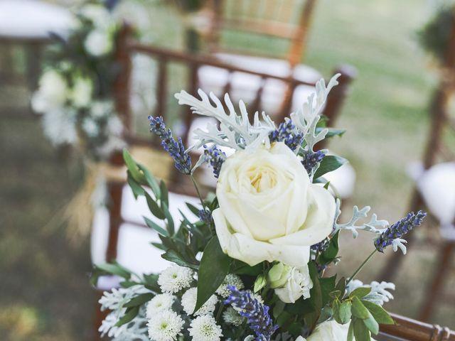 Le mariage de Mike et Rachel à Châtillon-sur-Loire, Loiret 5