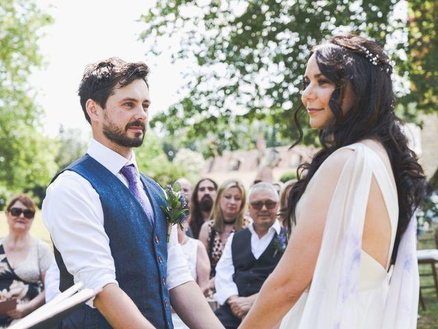 Le mariage de Mike et Rachel à Châtillon-sur-Loire, Loiret 8