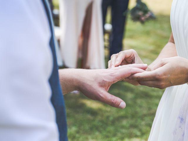 Le mariage de Mike et Rachel à Châtillon-sur-Loire, Loiret 9