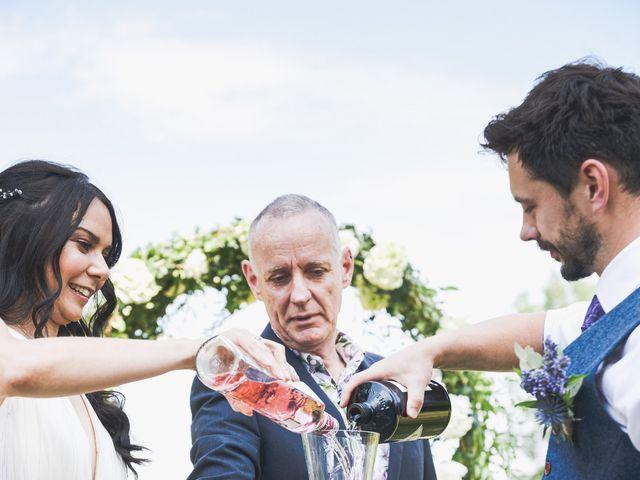 Le mariage de Mike et Rachel à Châtillon-sur-Loire, Loiret 11
