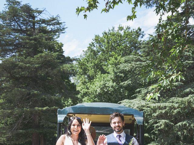 Le mariage de Mike et Rachel à Châtillon-sur-Loire, Loiret 12
