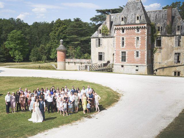 Le mariage de Mike et Rachel à Châtillon-sur-Loire, Loiret 20