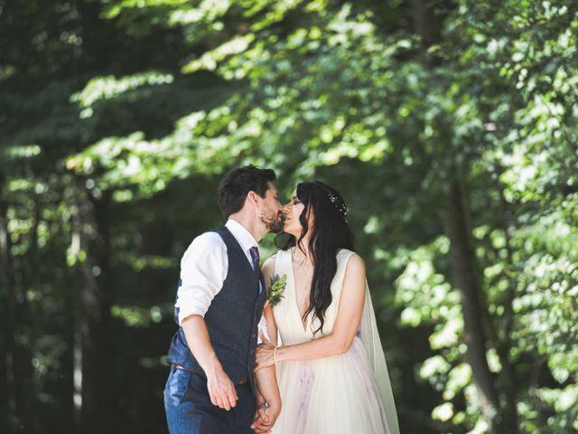 Le mariage de Mike et Rachel à Châtillon-sur-Loire, Loiret 21