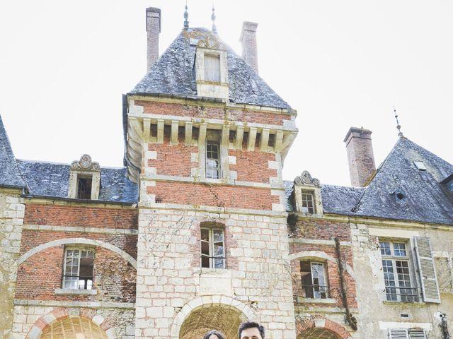 Le mariage de Mike et Rachel à Châtillon-sur-Loire, Loiret 22