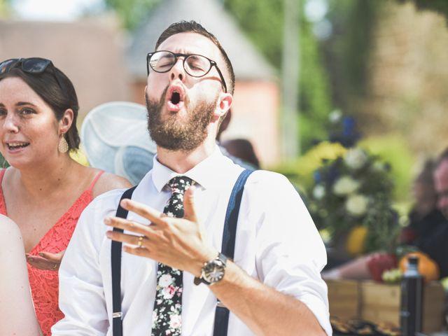 Le mariage de Mike et Rachel à Châtillon-sur-Loire, Loiret 24