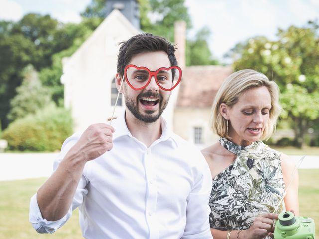 Le mariage de Mike et Rachel à Châtillon-sur-Loire, Loiret 26