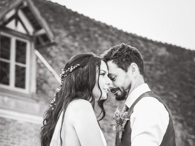 Le mariage de Mike et Rachel à Châtillon-sur-Loire, Loiret 32