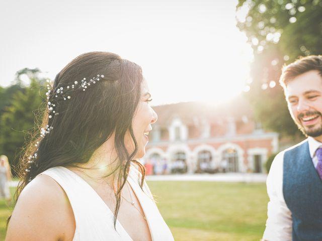 Le mariage de Mike et Rachel à Châtillon-sur-Loire, Loiret 34