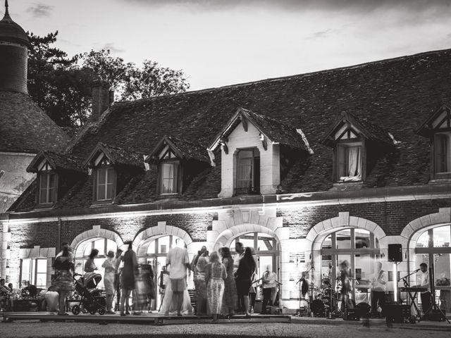 Le mariage de Mike et Rachel à Châtillon-sur-Loire, Loiret 2