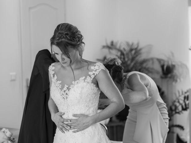Le mariage de Xavier et Anaïs à Fréjairolles, Tarn 58