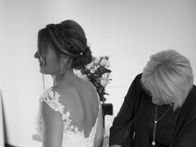 Le mariage de Xavier et Anaïs à Fréjairolles, Tarn 60
