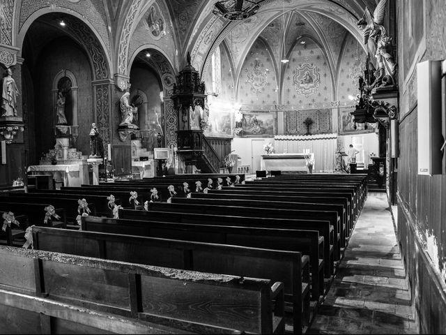 Le mariage de Xavier et Anaïs à Fréjairolles, Tarn 80