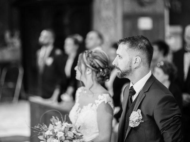 Le mariage de Xavier et Anaïs à Fréjairolles, Tarn 81