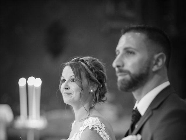 Le mariage de Xavier et Anaïs à Fréjairolles, Tarn 82