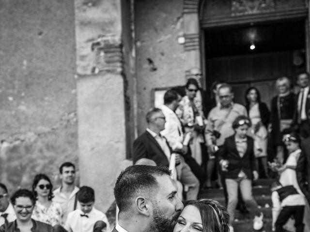 Le mariage de Xavier et Anaïs à Fréjairolles, Tarn 87