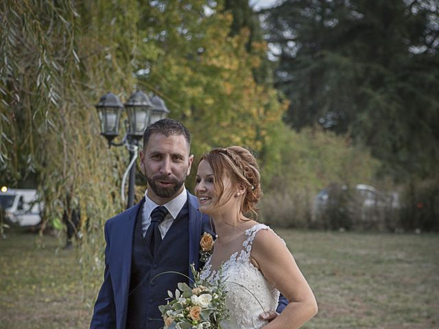 Le mariage de Xavier et Anaïs à Fréjairolles, Tarn 95