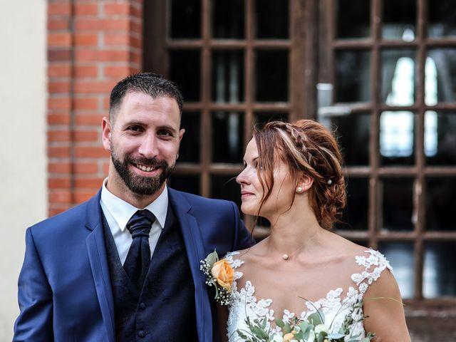 Le mariage de Xavier et Anaïs à Fréjairolles, Tarn 99