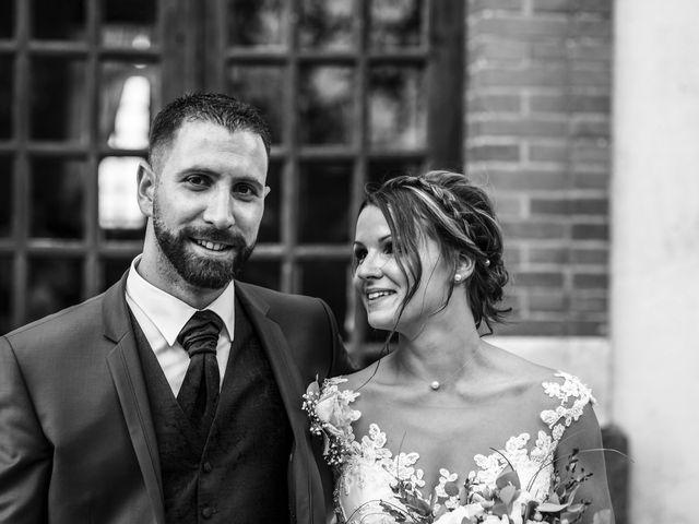 Le mariage de Xavier et Anaïs à Fréjairolles, Tarn 100