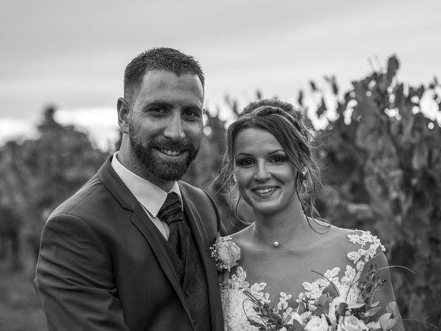 Le mariage de Xavier et Anaïs à Fréjairolles, Tarn 101