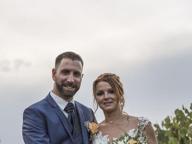 Le mariage de Xavier et Anaïs à Fréjairolles, Tarn 102