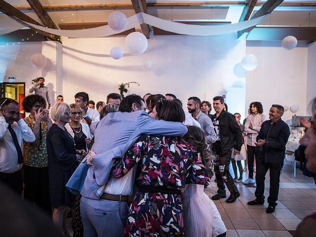 Le mariage de Xavier et Anaïs à Fréjairolles, Tarn 116