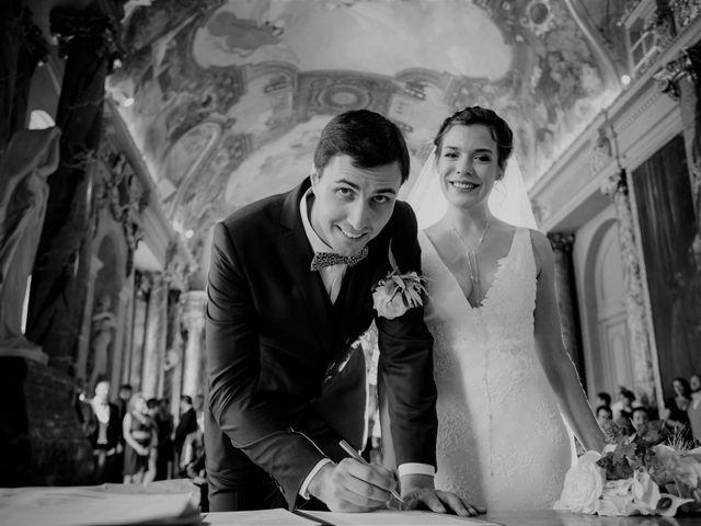 Le mariage de Olivier et Ludivine à Toulouse, Haute-Garonne 31