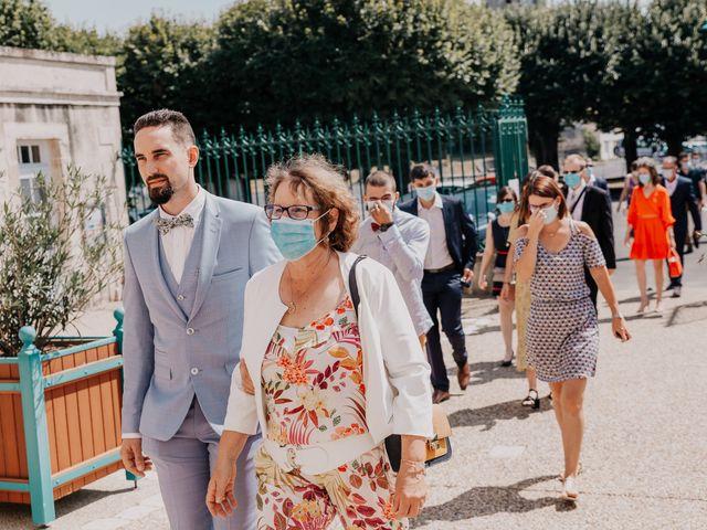 Le mariage de Wilfried et Clara à Mauzé-sur-le-Mignon, Deux-Sèvres 2