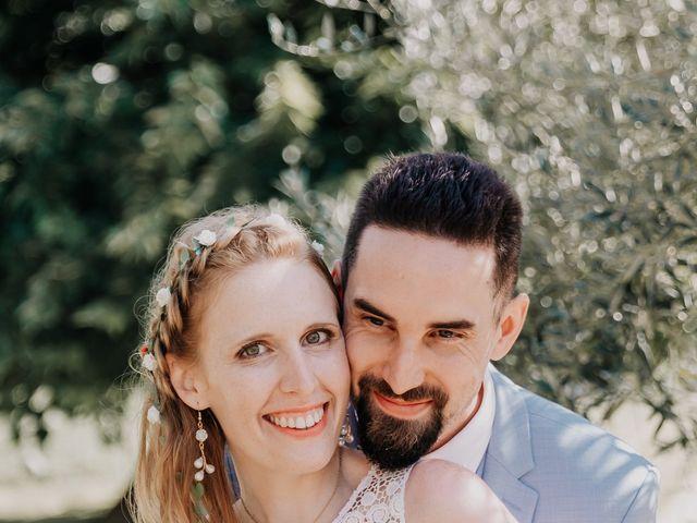 Le mariage de Wilfried et Clara à Mauzé-sur-le-Mignon, Deux-Sèvres 8