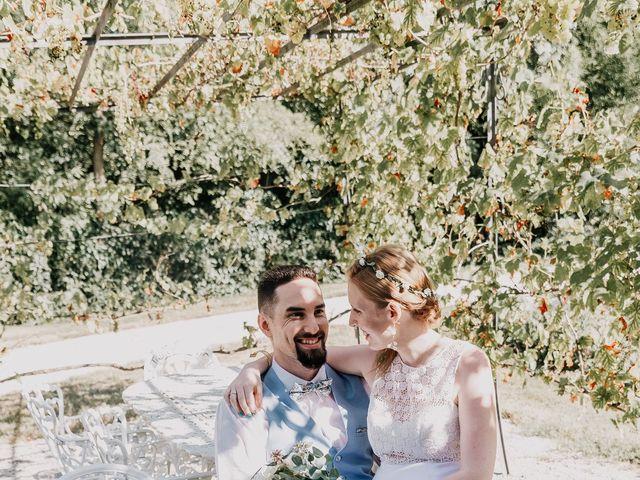 Le mariage de Wilfried et Clara à Mauzé-sur-le-Mignon, Deux-Sèvres 15