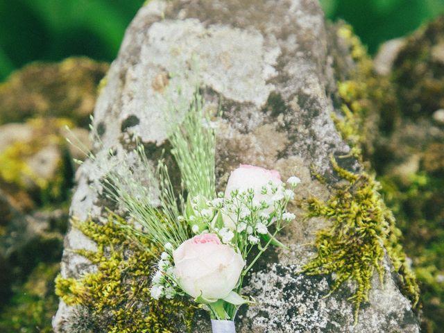 Le mariage de Matthieu et Lise à Lusignan, Vienne 5