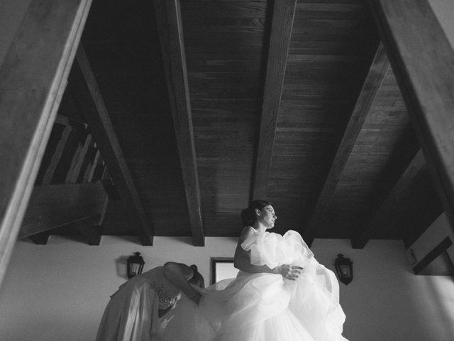 Le mariage de Matthieu et Lise à Lusignan, Vienne 15