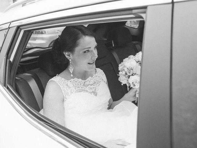 Le mariage de Matthieu et Lise à Lusignan, Vienne 34