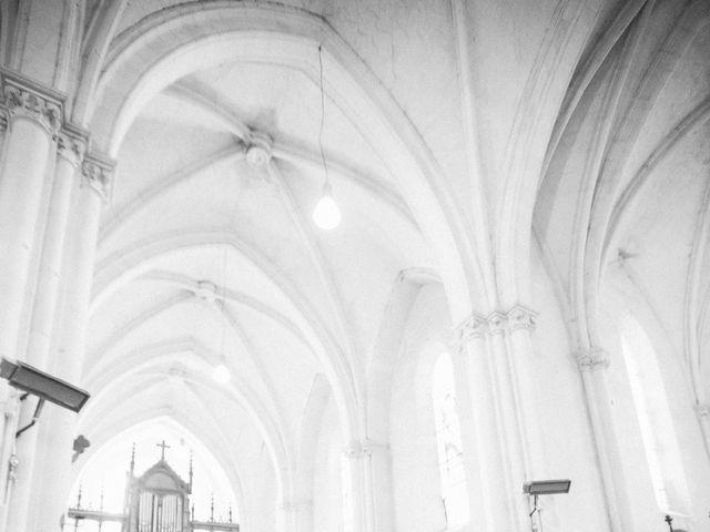 Le mariage de Matthieu et Lise à Lusignan, Vienne 40