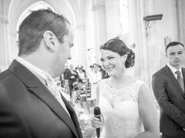 Le mariage de Matthieu et Lise à Lusignan, Vienne 45