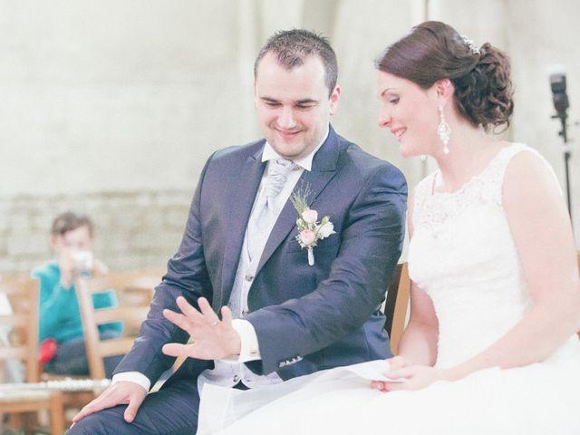 Le mariage de Matthieu et Lise à Lusignan, Vienne 47