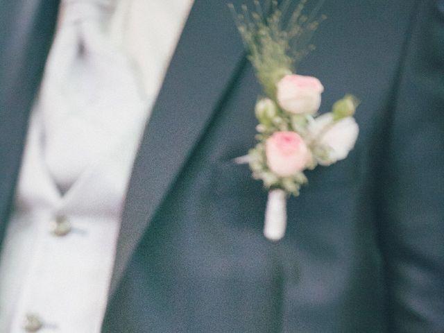 Le mariage de Matthieu et Lise à Lusignan, Vienne 49