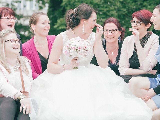 Le mariage de Matthieu et Lise à Lusignan, Vienne 70