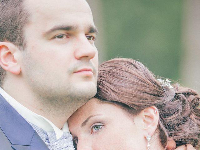 Le mariage de Matthieu et Lise à Lusignan, Vienne 79
