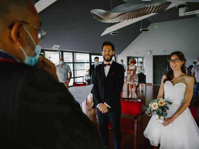 Le mariage de Delphine et Mathieu à Saint-Pierre-du-Perray, Essonne 5