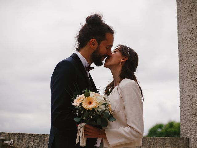 Le mariage de Delphine et Mathieu à Saint-Pierre-du-Perray, Essonne 7